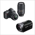 新品・中古デジタル一眼レフカメラ,交換レンズ,デジカメ,ミラーレス一眼カメラ